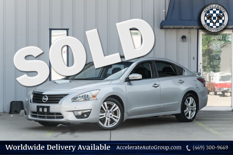 2015 Nissan Altima 3.5 SL in Rowlett Texas