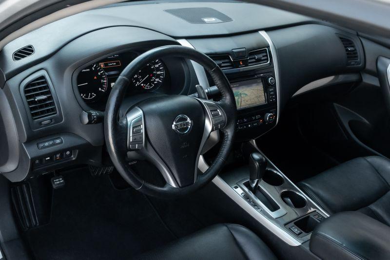 2015 Nissan Altima 3.5 SL in Rowlett, Texas