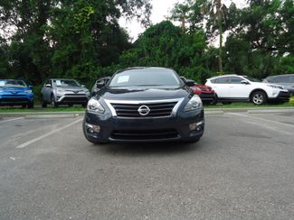 2015 Nissan Altima SL TECH PKG. NAVI. SUNRF. LTHR. BOSE. BLIND SPOT SEFFNER, Florida