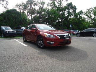 2015 Nissan Altima SPORT VALUE PKG. CAMERA. SPOILER. BLACK WHEELS SEFFNER, Florida 10
