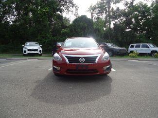 2015 Nissan Altima SPORT VALUE PKG. CAMERA. SPOILER. BLACK WHEELS SEFFNER, Florida 11