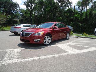 2015 Nissan Altima 2.5 SV CONV PKG. SUNROOF. REMOTE START SEFFNER, Florida