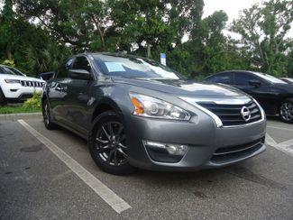 2015 Nissan Altima SPORT VALUE PK. SPOILER. CAMERA. BLACK WHEELS SEFFNER, Florida 8