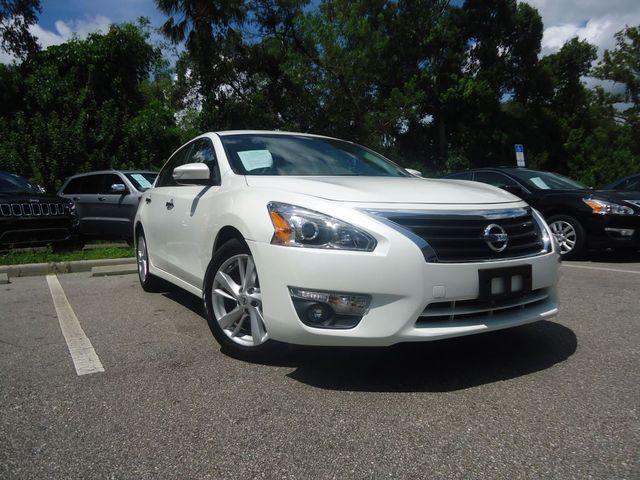 2015 Nissan Altima SL TECH PKG. NAVI. SUNRF. BOSE SOUND BLIND SPOT SEFFNER, Florida 11