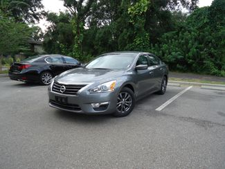 2015 Nissan Altima SPORT VALUE PK. WHEELS. SPOILER. CAMERA SEFFNER, Florida