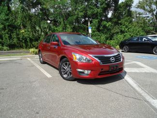 2015 Nissan Altima SPORT VALUE PK. BLACK WHEELS. SPOILER. CAMERA SEFFNER, Florida 8