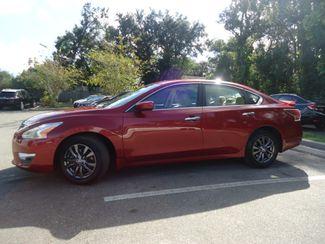 2015 Nissan Altima SPORT VALUE PK. SPOILER. WHEELS. CAMERA SEFFNER, Florida 5
