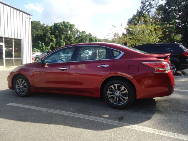 2015 Nissan Altima SPORT VALUE PK. SPOILER. WHEELS. CAMERA SEFFNER, Florida 10