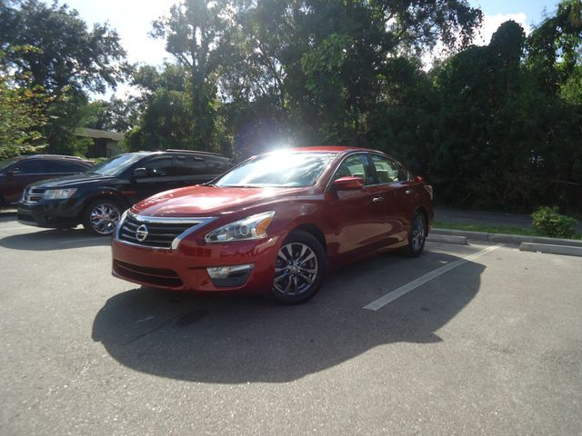 2015 Nissan Altima SPORT VALUE PK. SPOILER. WHEELS. CAMERA SEFFNER, Florida 2