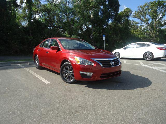 2015 Nissan Altima SPORT VALUE PK. SPOILER. WHEELS. CAMERA SEFFNER, Florida 9
