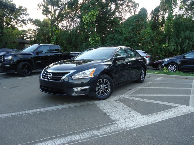 2015 Nissan Altima SPORT VALUE PKG. SPOILER. CAMERA. WHEELS SEFFNER, Florida 5