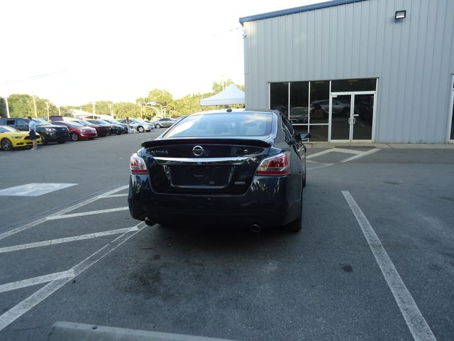 2015 Nissan Altima SPORT VALUE PKG. SPOILER. CAMERA. WHEELS SEFFNER, Florida 15