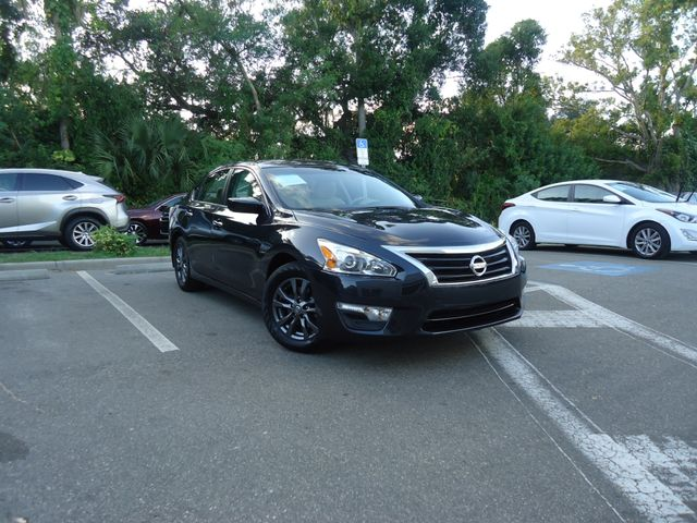 2015 Nissan Altima SPORT VALUE PKG. SPOILER. CAMERA. WHEELS SEFFNER, Florida 8