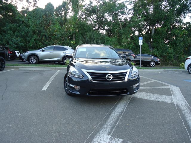2015 Nissan Altima SPORT VALUE PKG. SPOILER. CAMERA. WHEELS SEFFNER, Florida 9