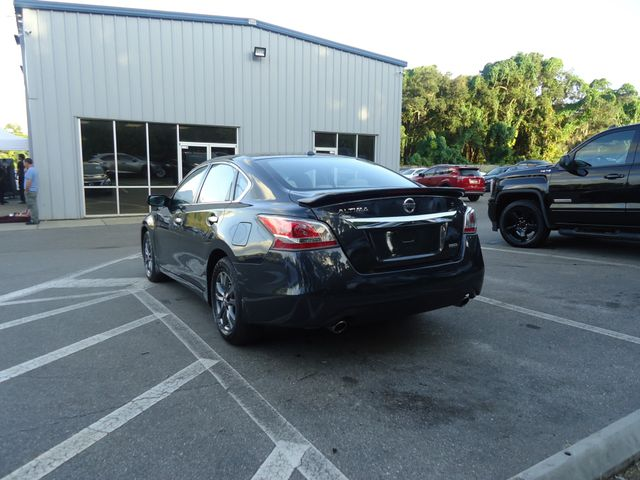 2015 Nissan Altima SPORT VALUE PKG. SPOILER. CAMERA. WHEELS SEFFNER, Florida 11
