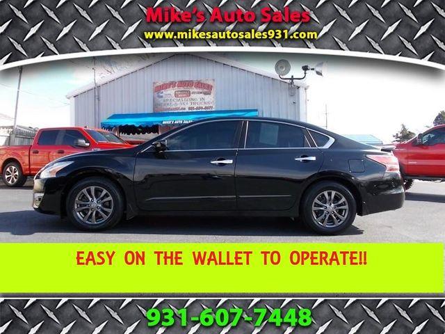 2015 Nissan Altima 2.5 S Shelbyville, TN