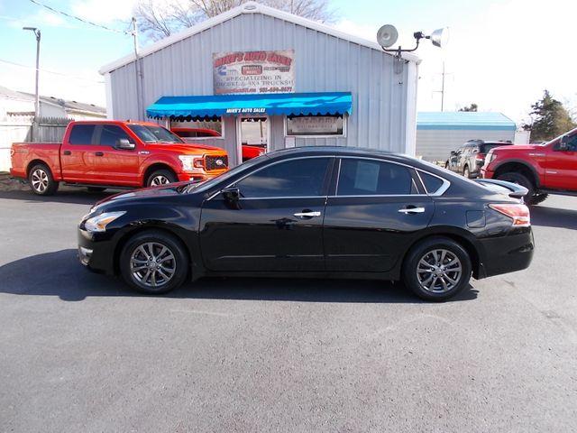 2015 Nissan Altima 2.5 S Shelbyville, TN 2