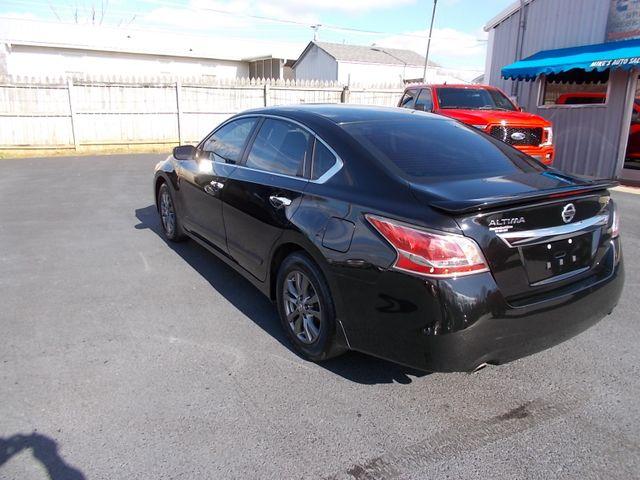 2015 Nissan Altima 2.5 S Shelbyville, TN 4