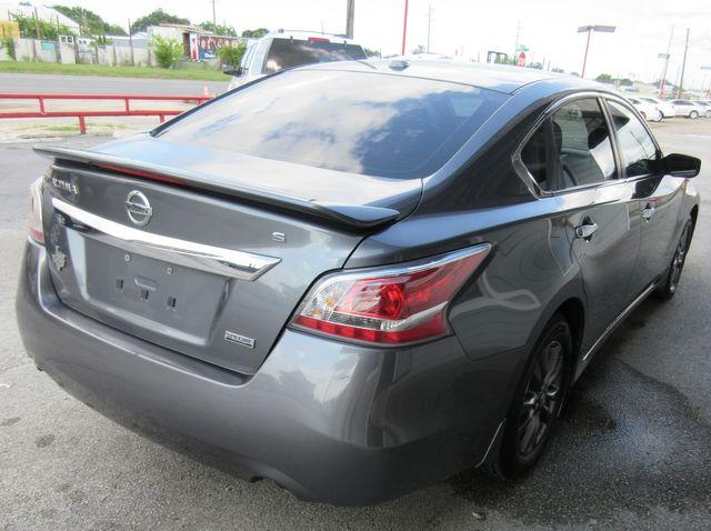 2015 Nissan Altima 2.5 S south houston, TX 3