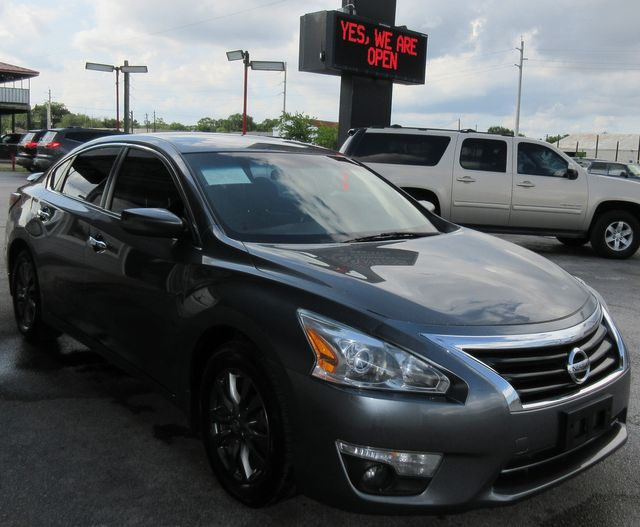 2015 Nissan Altima 2.5 S south houston, TX 4