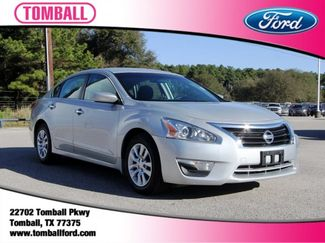 2015 Nissan Altima 2.5 S in Tomball, TX 77375
