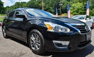 2015 Nissan Altima 2.5 S Waterbury, Connecticut 6