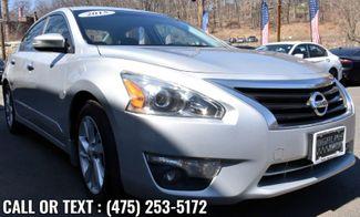 2015 Nissan Altima 2.5 SV Waterbury, Connecticut 6