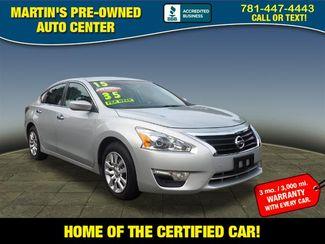 2015 Nissan Altima 2.5 S in Whitman, MA 02382