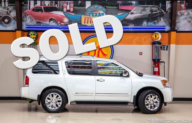 2015 Nissan Armada Platinum in Addison, Texas 75001
