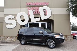 2015 Nissan Armada SL LOW MILES in Arlington, TX, Texas 76013