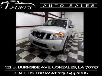 2015 Nissan Armada SL - Ledet's Auto Sales Gonzales_state_zip in Gonzales