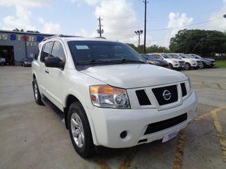 2015 Nissan Armada SV in Houston, TX 77075