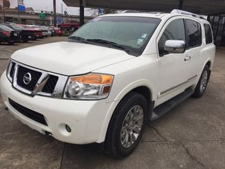 2015 Nissan Armada Platinum  city Louisiana  Billy Navarre Certified  in Lake Charles, Louisiana