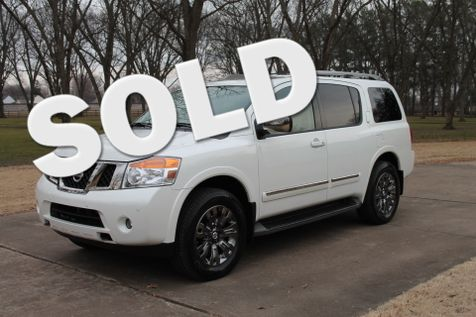 2015 Nissan Armada Platinum Reserve 4WD in Marion, Arkansas