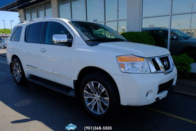 2015 Nissan Armada SL in Memphis, Tennessee 38115