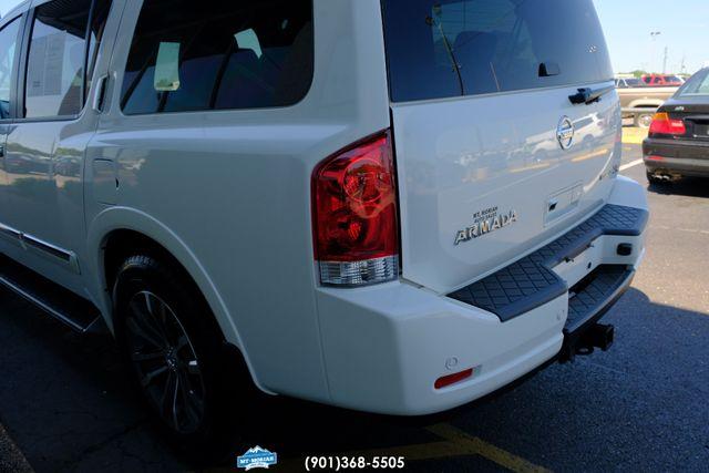 2015 Nissan Armada SL in Memphis, Tennessee 38115