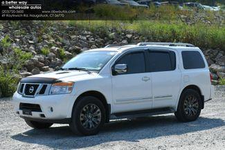 2015 Nissan Armada Platinum 4WD Naugatuck, Connecticut