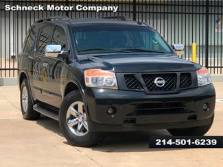 2015 Nissan Armada SV in Plano, TX 75093