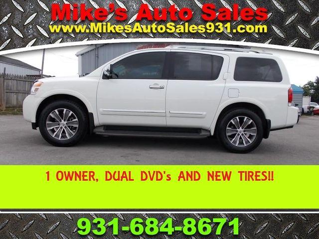 2015 Nissan Armada SL Shelbyville, TN