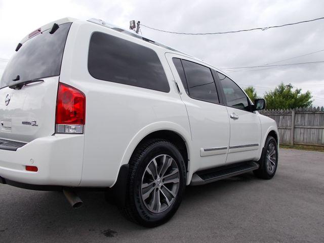 2015 Nissan Armada SL Shelbyville, TN 11