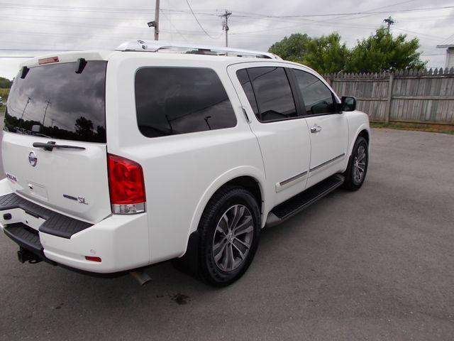 2015 Nissan Armada SL Shelbyville, TN 12