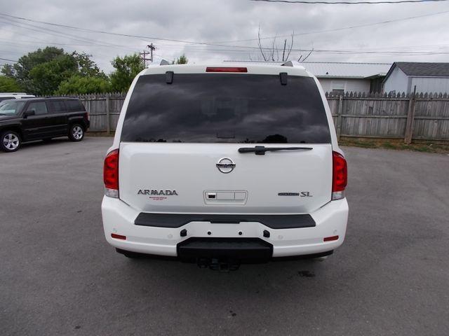 2015 Nissan Armada SL Shelbyville, TN 13