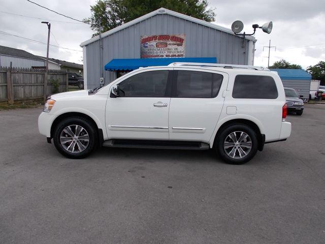 2015 Nissan Armada SL Shelbyville, TN 2