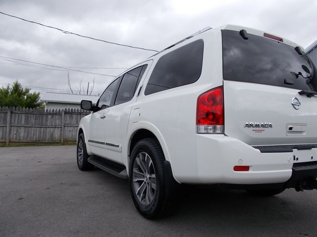 2015 Nissan Armada SL Shelbyville, TN 3