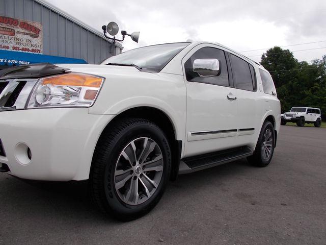 2015 Nissan Armada SL Shelbyville, TN 5