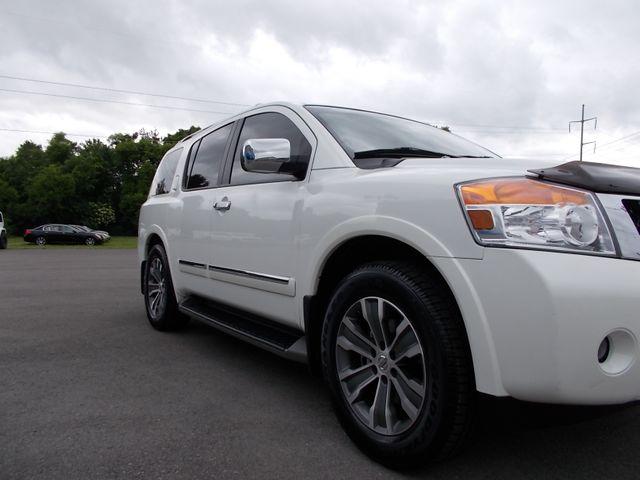 2015 Nissan Armada SL Shelbyville, TN 8