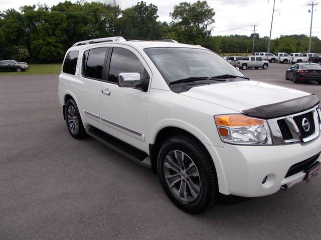 2015 Nissan Armada SL Shelbyville, TN 9