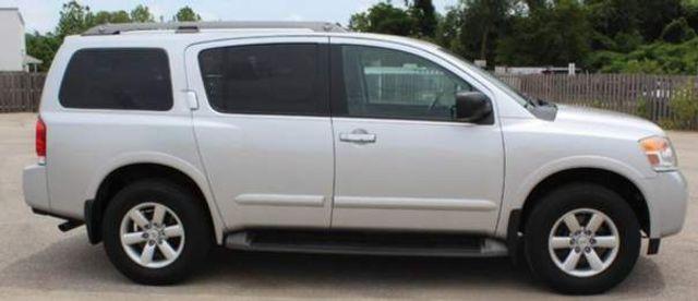 2015 Nissan Armada SV St. Louis, Missouri 3