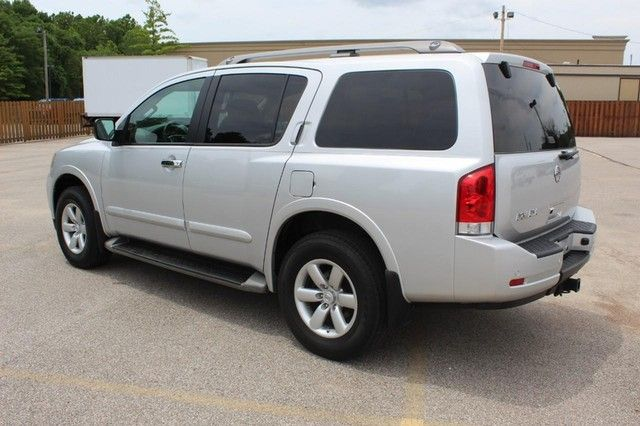 2015 Nissan Armada SV St. Louis, Missouri 6