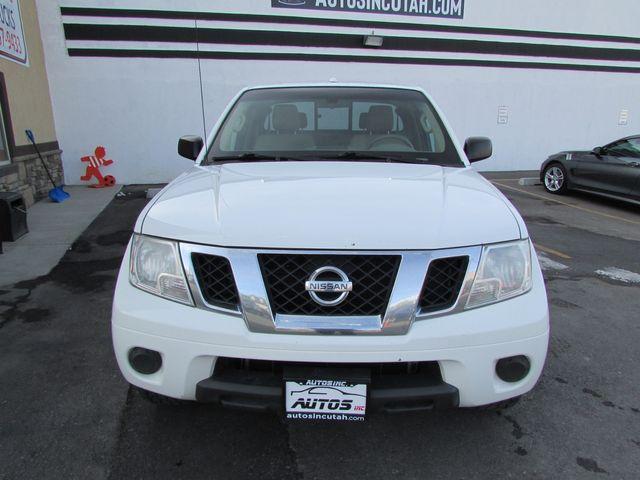 2015 Nissan Frontier PRO-4X in American Fork, Utah 84003